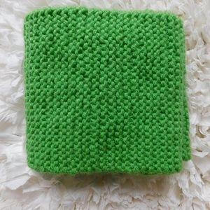 St Patrick's Day green Irish scarf